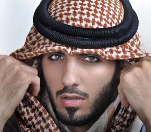 Too sexy for my keffiyeh