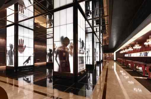 The fabulous Cosmopolitan Hotel