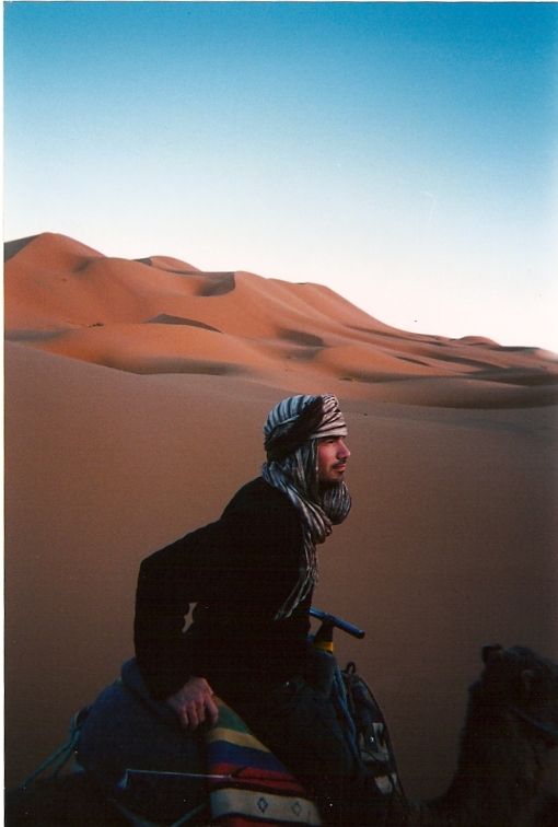 Matt in Africa