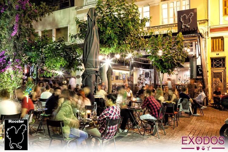 Gay-friendly Athens, Greece