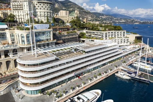 Monaco Yacht Club as seen in ManAboutWorld gay travel magazine