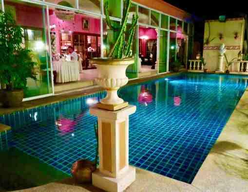 Restaurant Royale Nam Tok in Phuket, Thailand